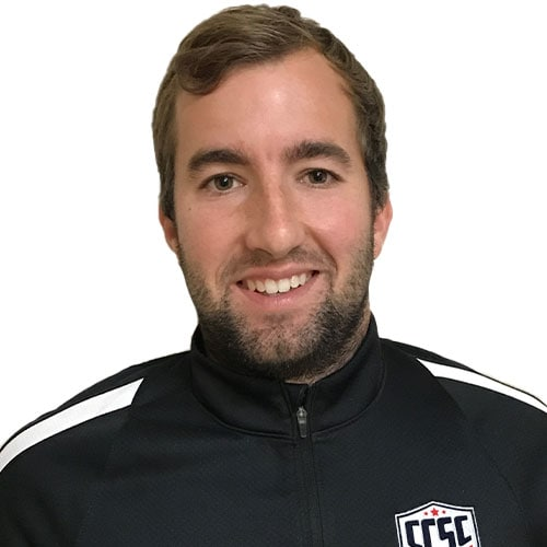 Nick Fogarty, Director of Coaching - Girls