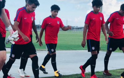 Congratulations Wilfredo Rivera for being called up to the U16 Youth National Team