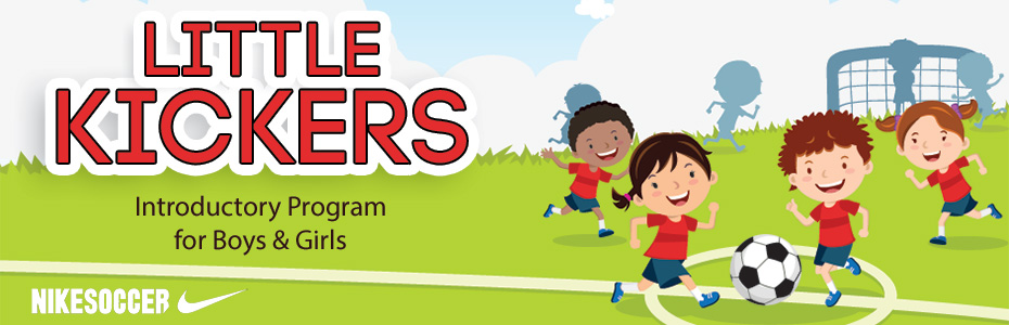 Little Kickers program at United Soccer Alliance